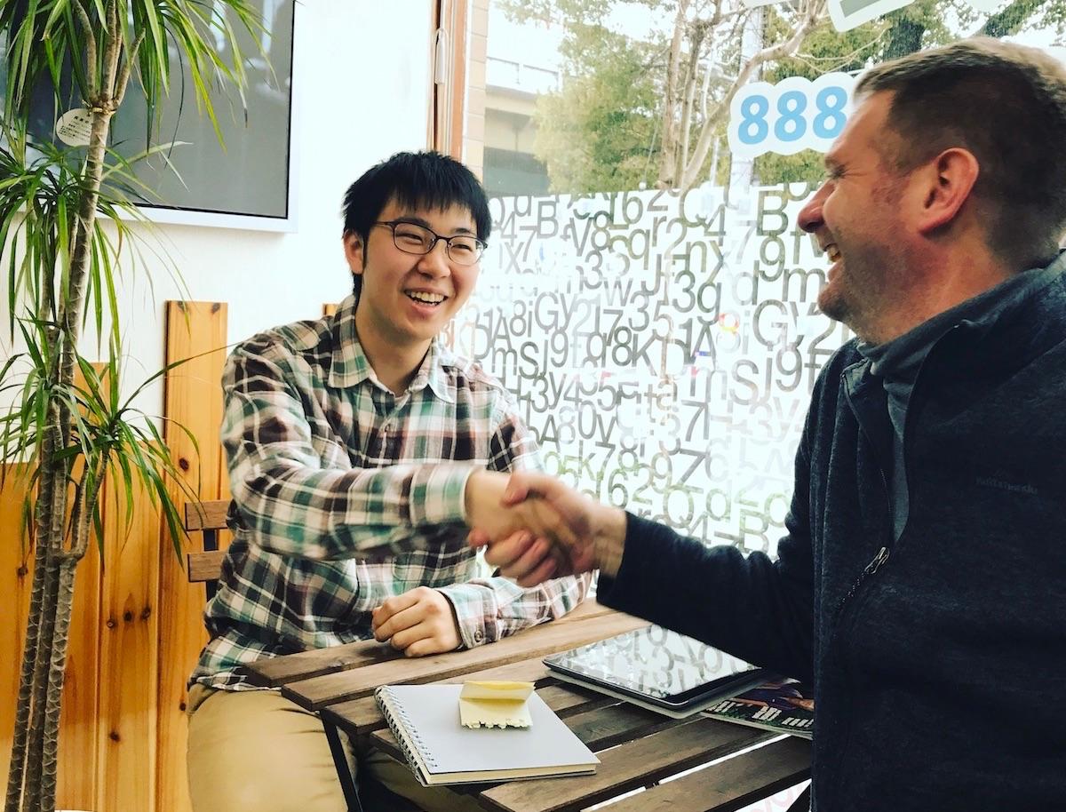 大阪ランゲージアカデミーの無料トライアル
